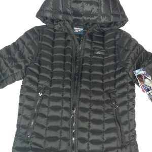 Reebok Boys Or Girls Glacier Shield Coat Size 7